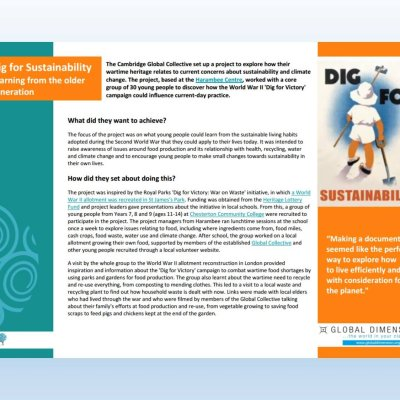 Image of 'Dig for Sustainability' case study