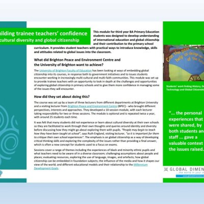 Image of 'Building trainee teachers' confidence' case study
