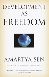 Development as Freedom cover image