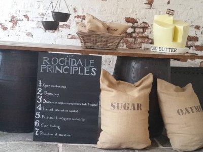 Photo of Rochdale principles