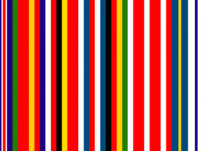 EU flag proposed by Rem Koolhaas 2002