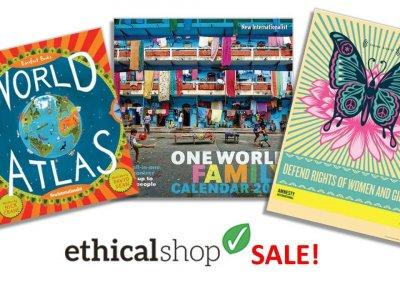 Ethical Shop Sale