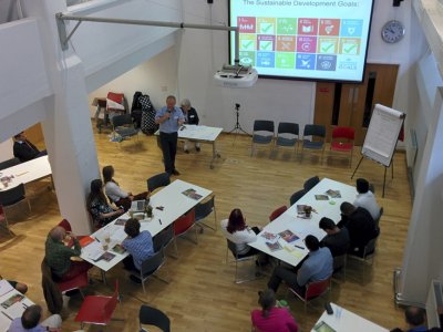 SEED conference on SDGs @SEED
