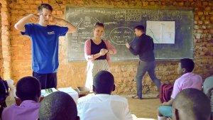 Think Global LRTT teacher training | Think Global